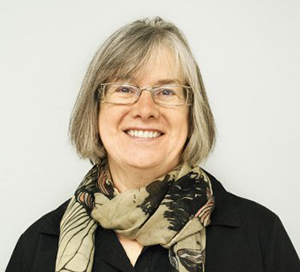 Gayle Broad, RAIN Co-chair