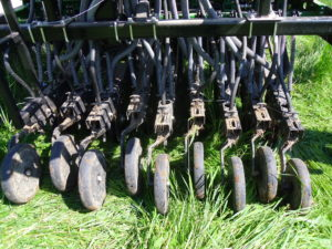 Great Plains Kincaid no-till seed drill